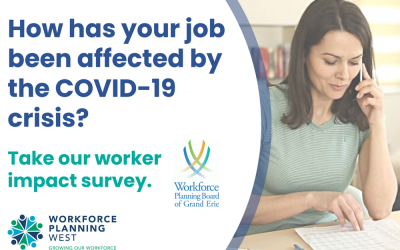 COVID-19 worker impact survey launched