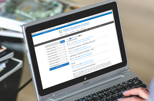 Grand Erie Jobs Portal