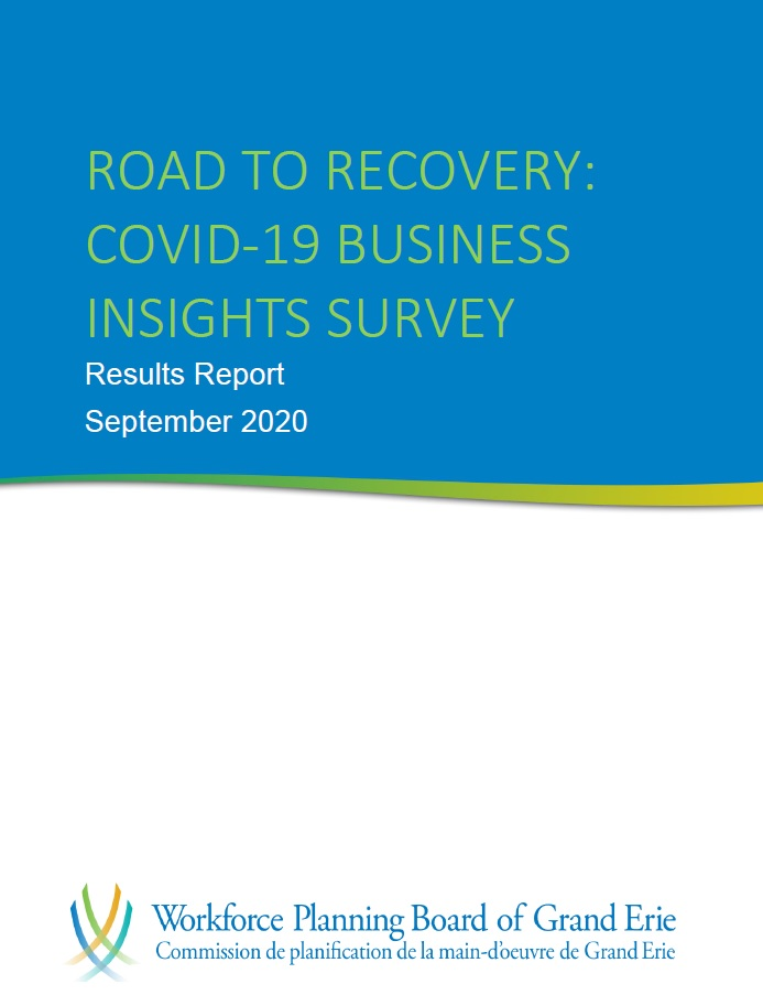 Photo of COVID-19 Business Recovery survey report