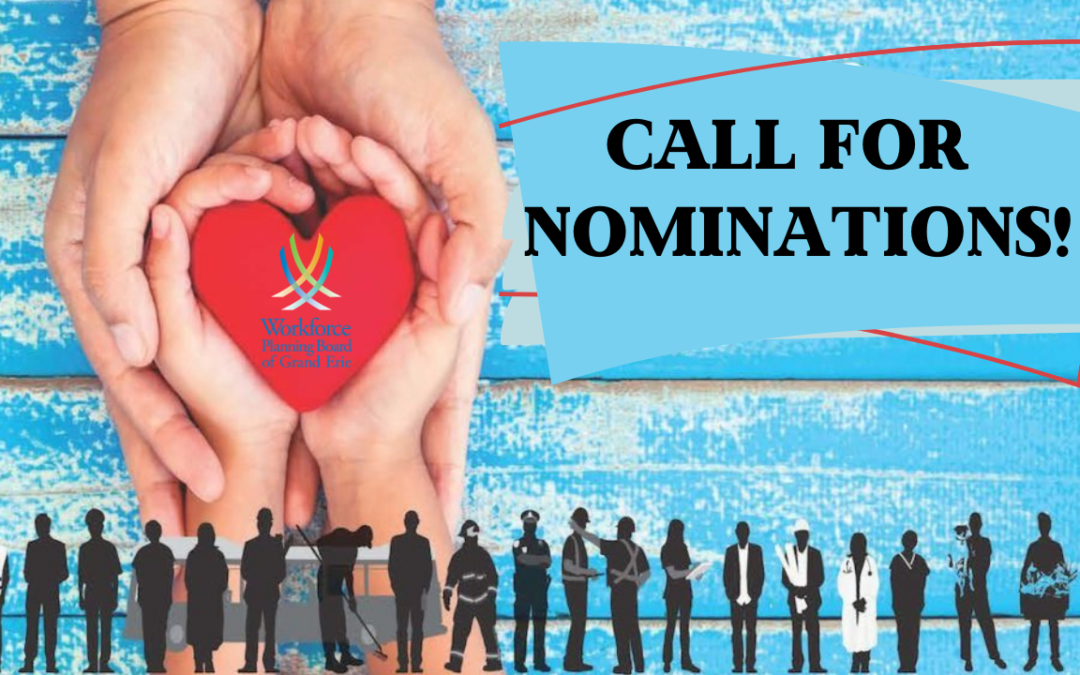 Call for Nominations: Essential workers
