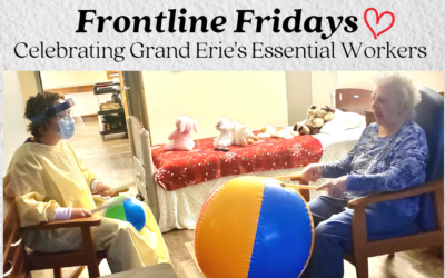 Celebrating Grand Erie's Essential Workers – Kate