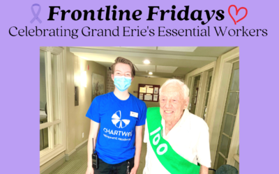 Celebrating Grand Erie's Essential Workers – Laura