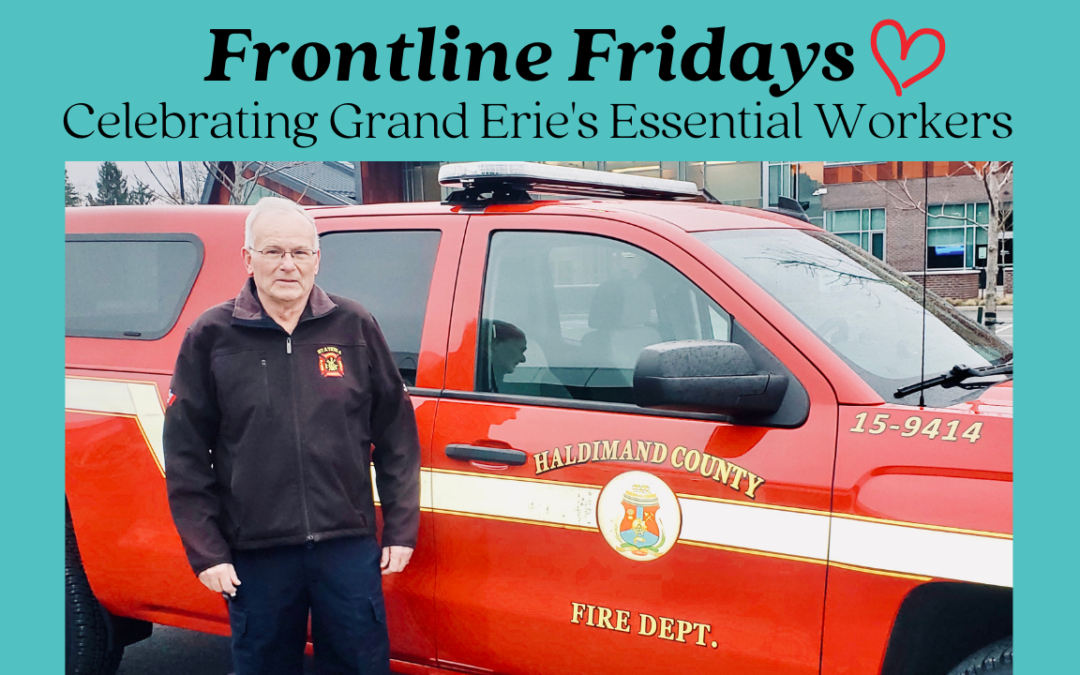 Celebrating Grand Erie's Essential Workers – Jim