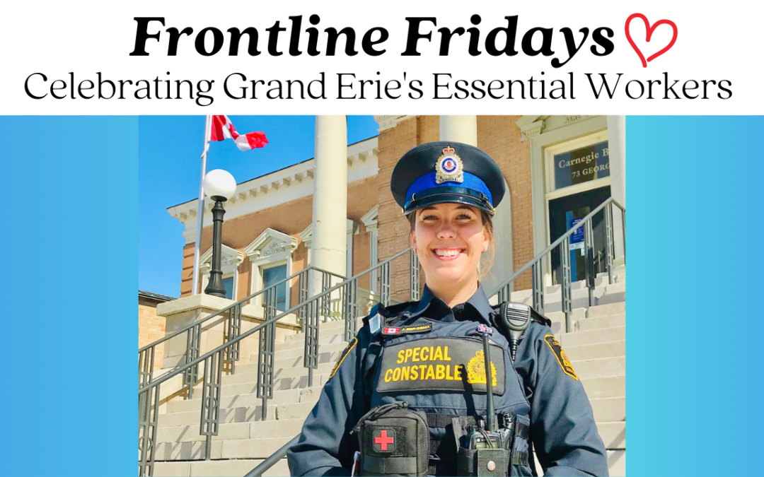 Celebrating Grand Erie's Essential Workers – Julia