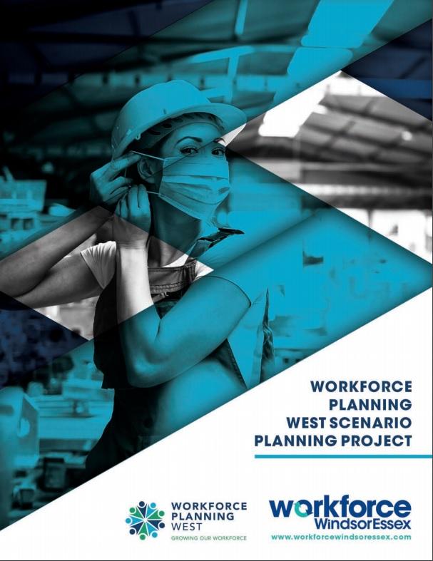 Photo of Workforce Planning West scenario planning report
