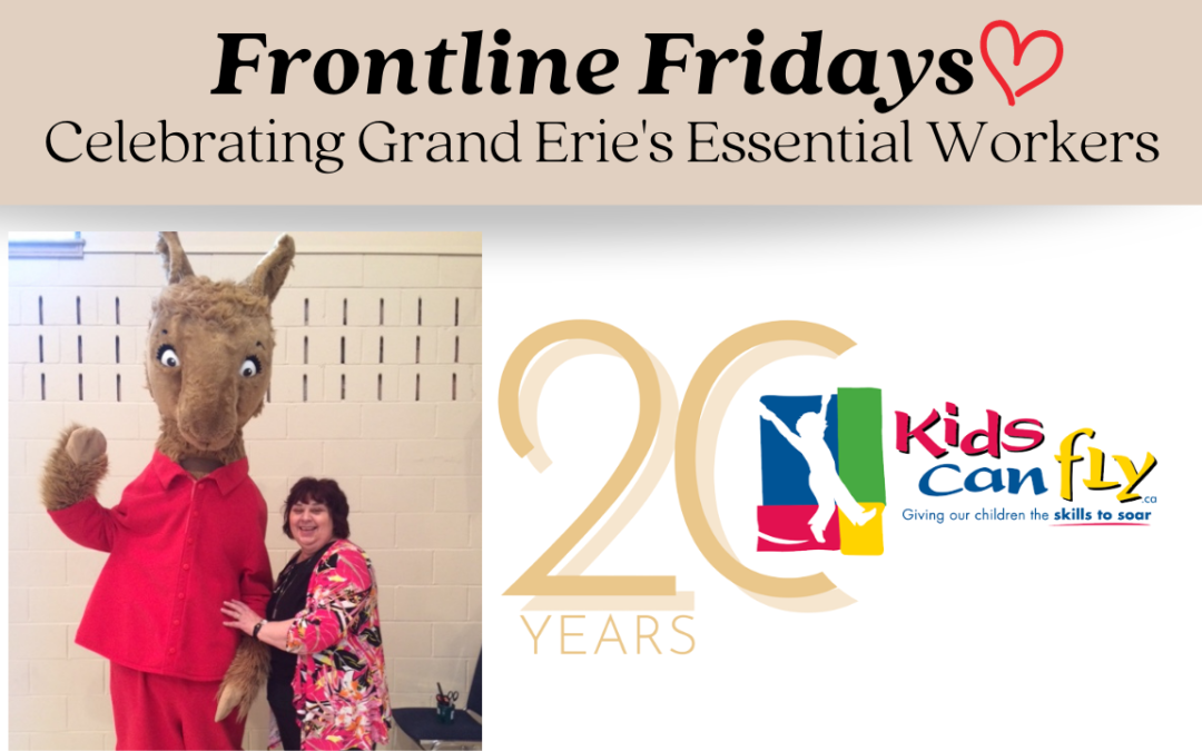 Celebrating Grand Erie's Essential Workers – Sharon