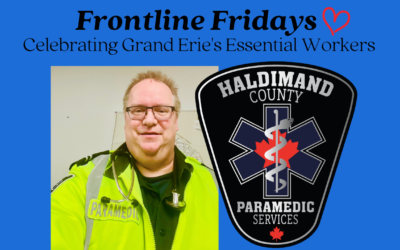 Celebrating Grand Erie's Essential Workers – John