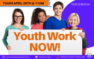 Youth Work NOW! Employment Webinar