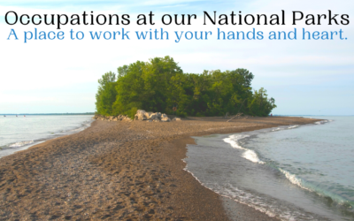 Occupations at our National Parks