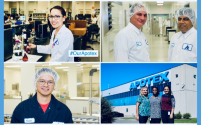 Apotex hiring chemical operators and chemists in Brantford