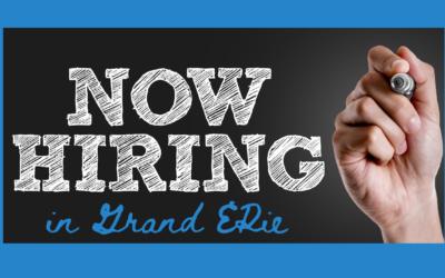 Numerous companies hiring in Grand Erie