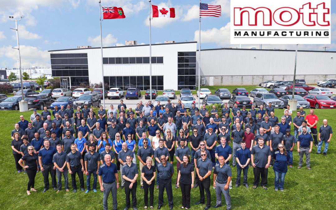 Mott Manufacturing Recruiting for Various Positions