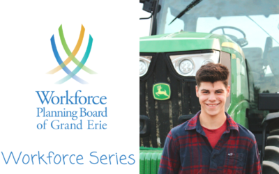 Workforce Series – Interview with Stephen Chary